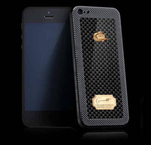Caviar iPhone 5 Titano Diabolo