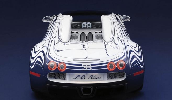 Veyron L'or Blanc
