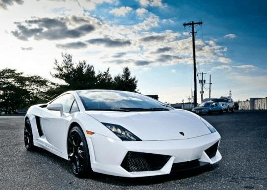 Rent exotic cars