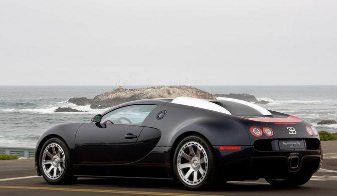 Bugatti rental