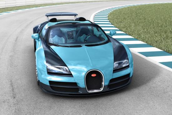 Bugatti Legend Series