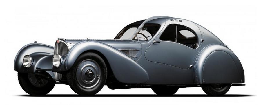 Art of Bugatti show