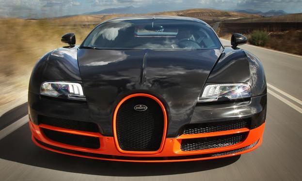 Bugatti Veyron replacement