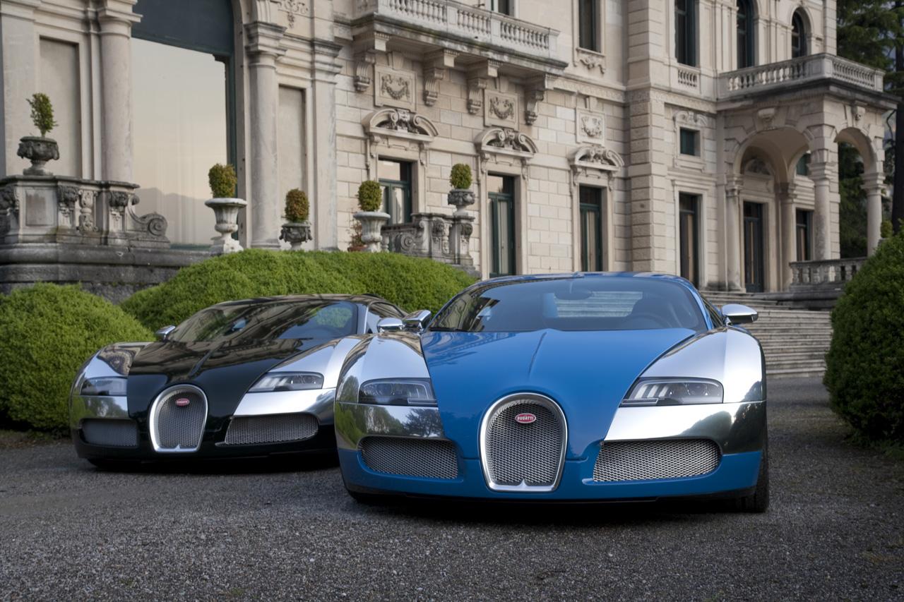 The Final 50 Bugatti Veyron Roadsters Remain An Era Ends