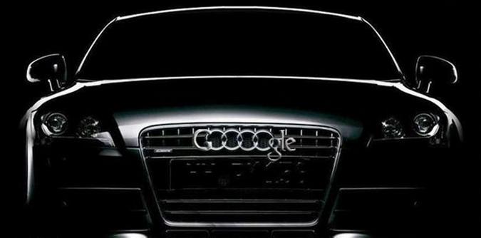 Audi and Google