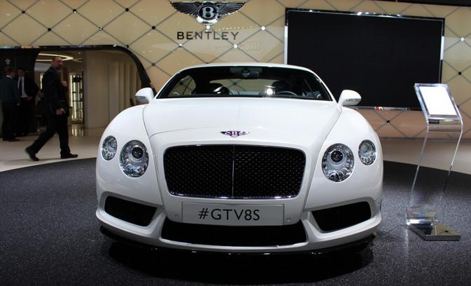 2015 Bentley GT V8 S