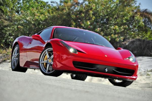 Super Bowl exotic car rental