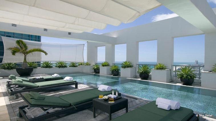 Setai South Beach Penthouse