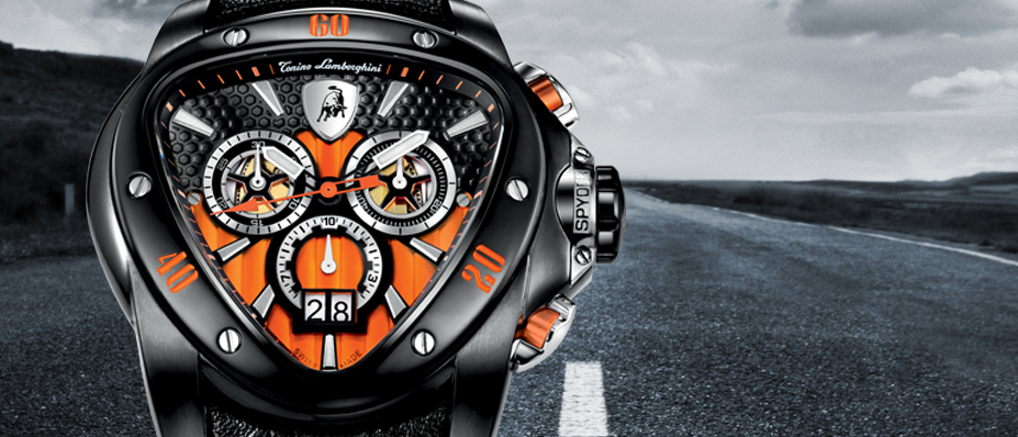 Lamborghini Tonino Spyder Watch