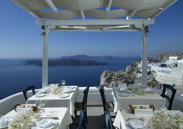 Top 10 restaurants with views