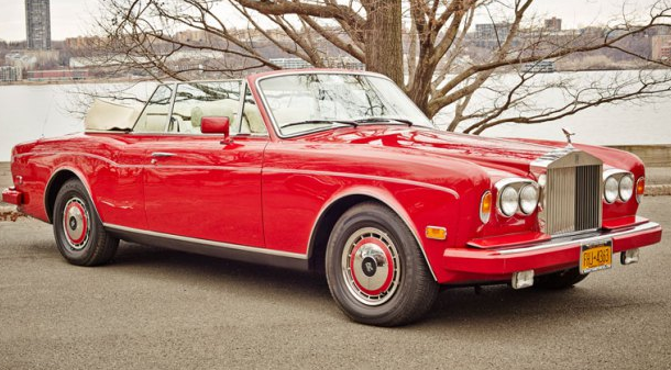Rolls-Royce at auction