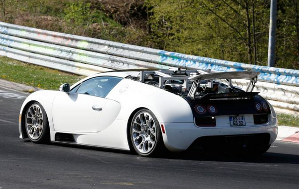 4-door Bugatti