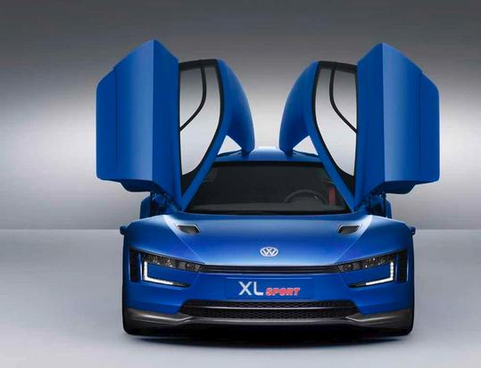 Ducati Powered Volkswagen
