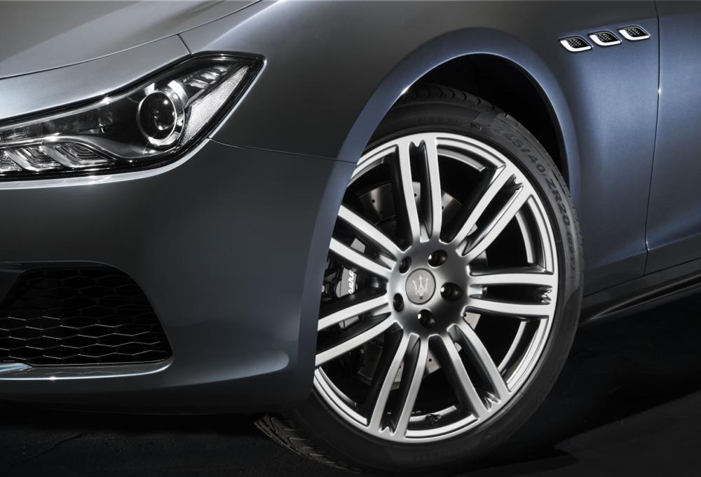 Maserati Ghibli Zegna