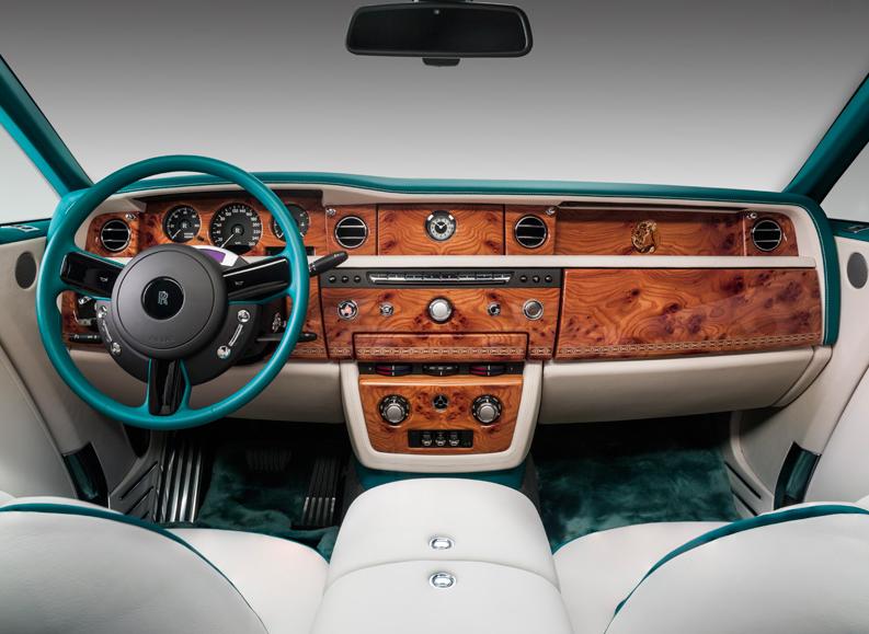 Rolls-Royce Maharaja Phantom