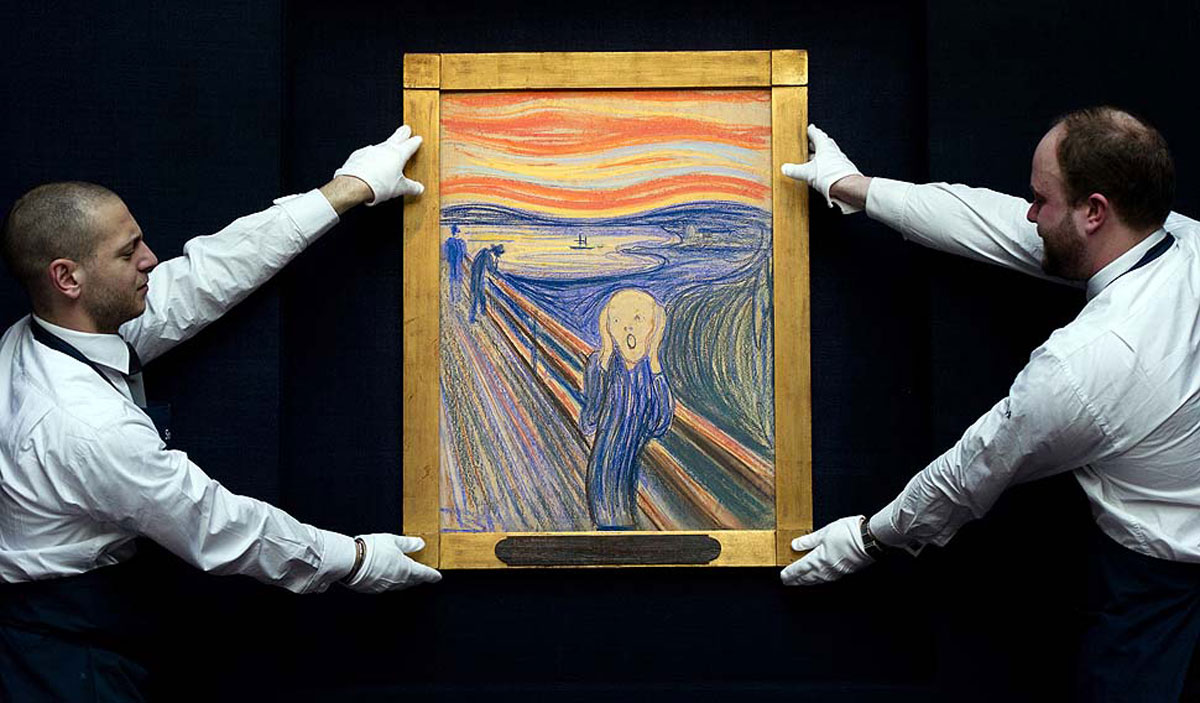 most expensive auction items Sotheby's