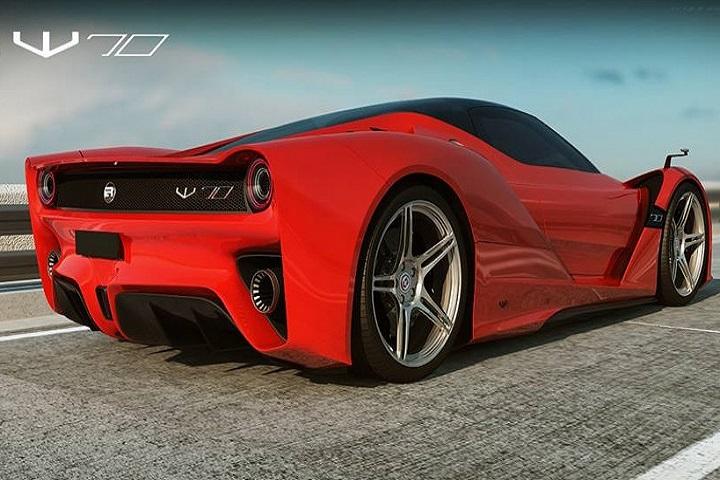 W70 concept