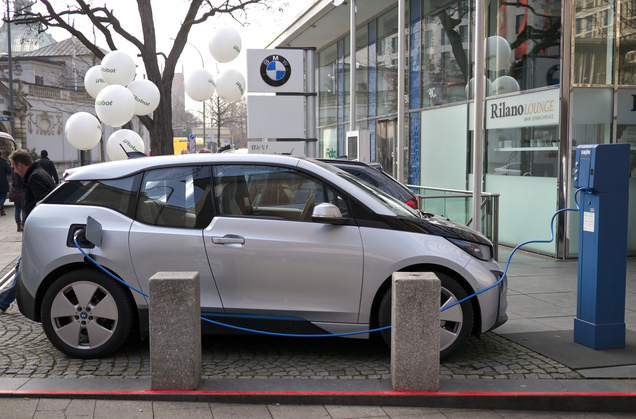 BMW Charging Stations