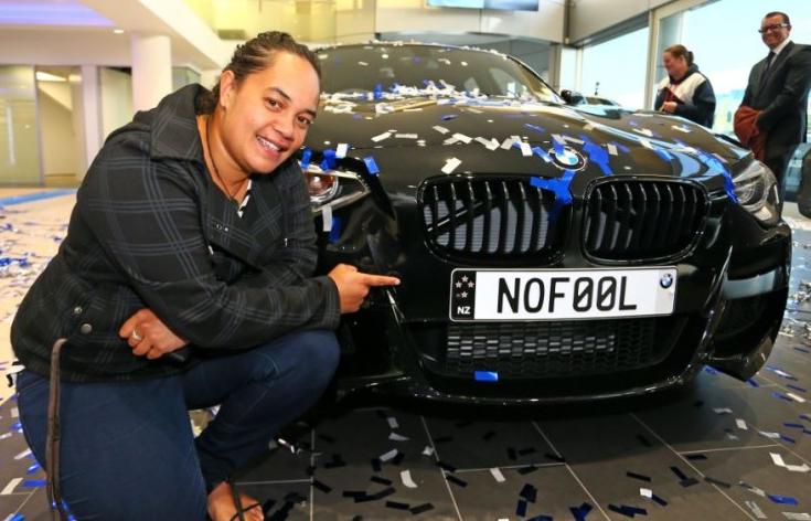 BMW April Fools