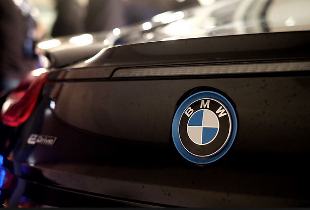 BMW plug-in hybrids