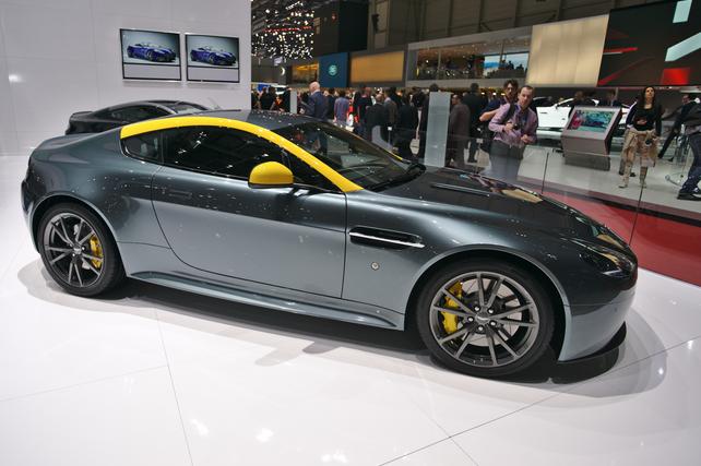 Aston Martin and LeTV