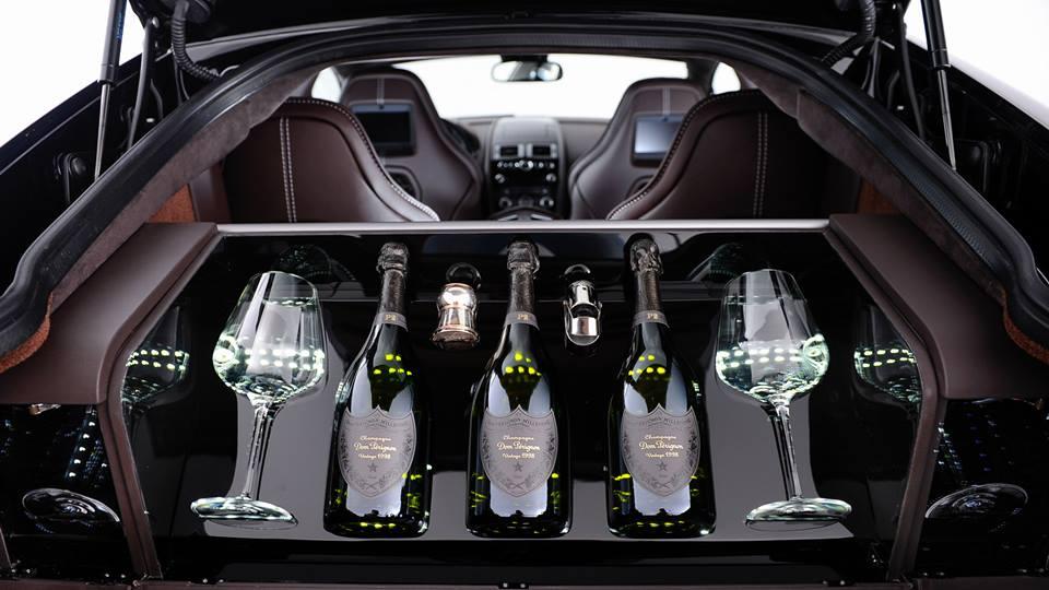 Aston Martin Milano Rapide S