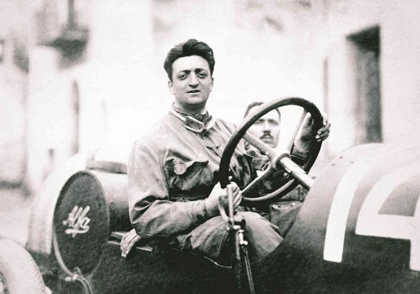 Ferrari movie