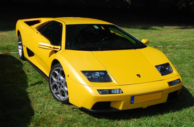 manual Lamborghini