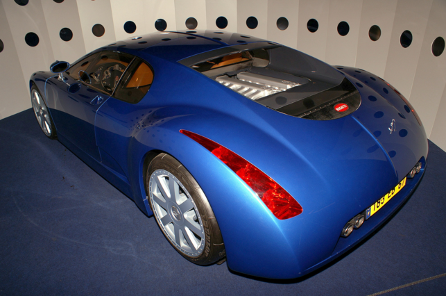 Bugatti Veyron successor