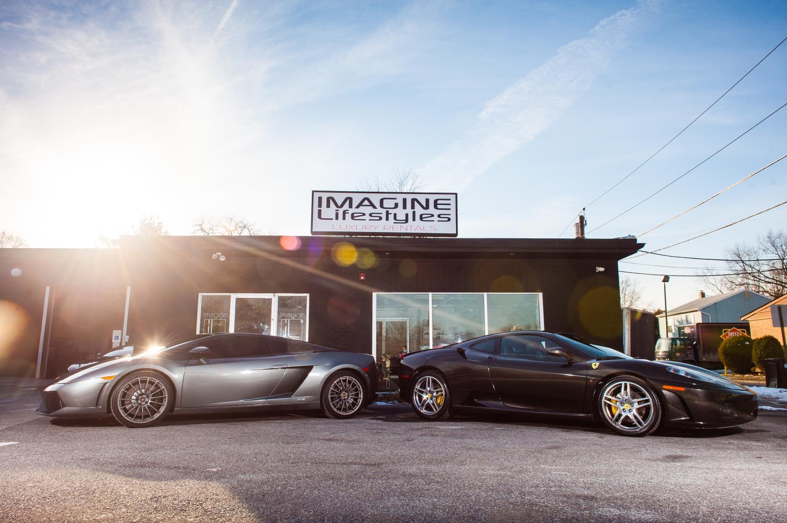 free luxury car rental contest