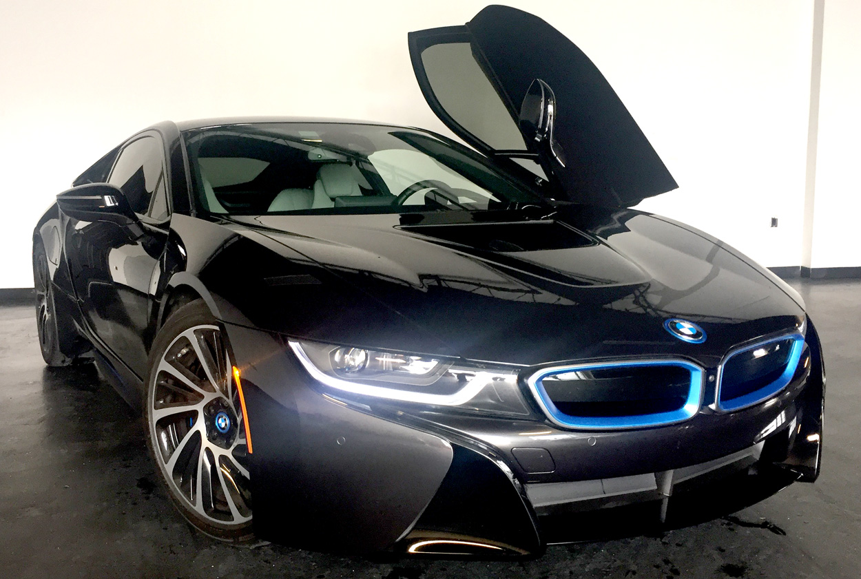 Save Now On The Bmw I8 Exotic Rental Car