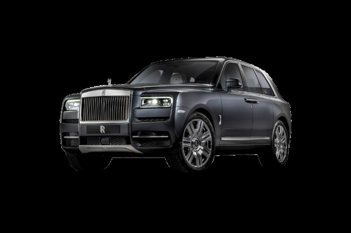 Super Luxury SUV